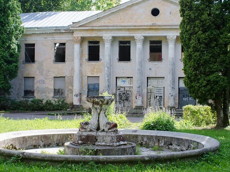 Baldones sanatorija – reiz viens no slavenākajiem kūrortiem Eiropā