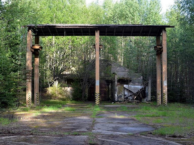 Zeltiņu muzejs un Padomju Savienības kodolraķešu bāze – īpaši slepens militārs objekts