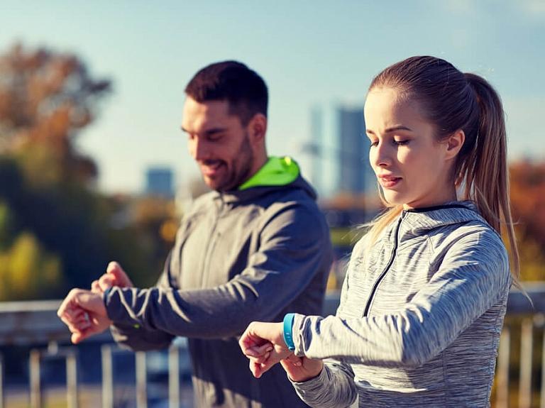 Uzlabo treniņu efektivitāti ar sporta gadžetiem