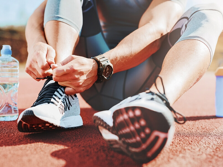 Kā atsākt sportot?