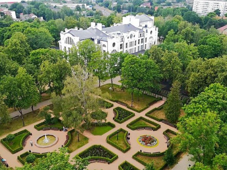 Unikāls jūgendstila laikmeta arhitektūras mantojums Rīgā – Ziemeļblāzmas kultūras pils un skatu tornis
