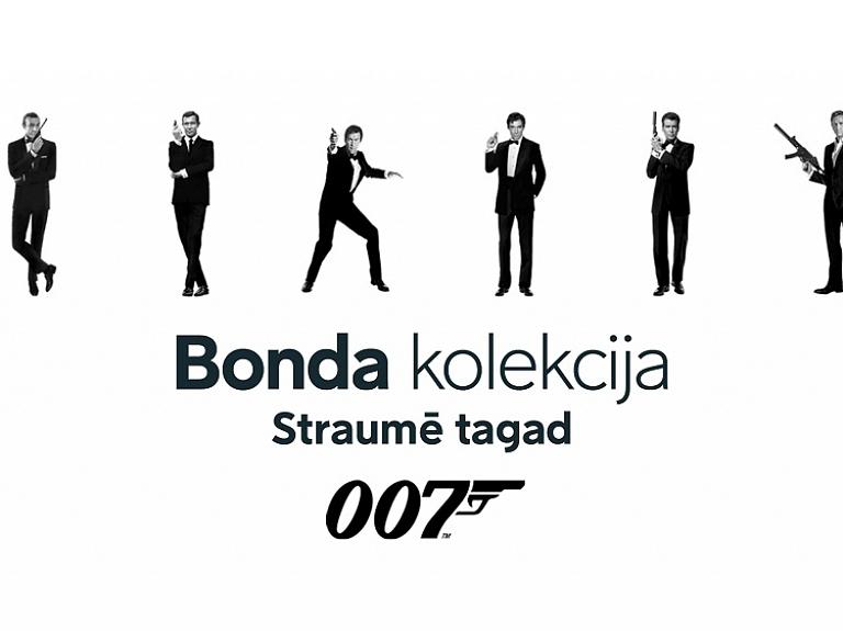 """""""Viaplay"""" no oktobra ielūdz uz 007 maratonu: noskatieties visu Džeimsa Bonda filmu kolekciju"""
