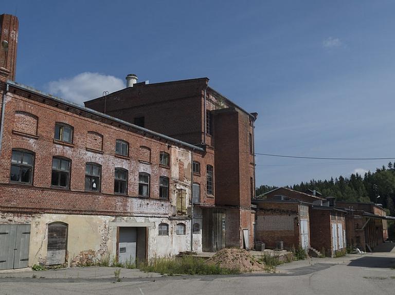 Līgatnes papīrfabrika – savulaik visvecākais rūpniecības uzņēmums Latvijā