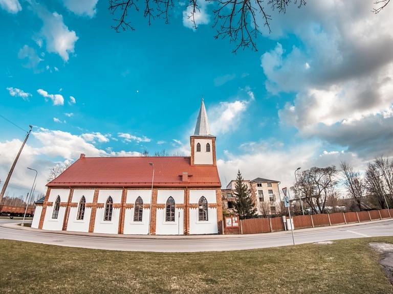 Līvānu luterāņu baznīca