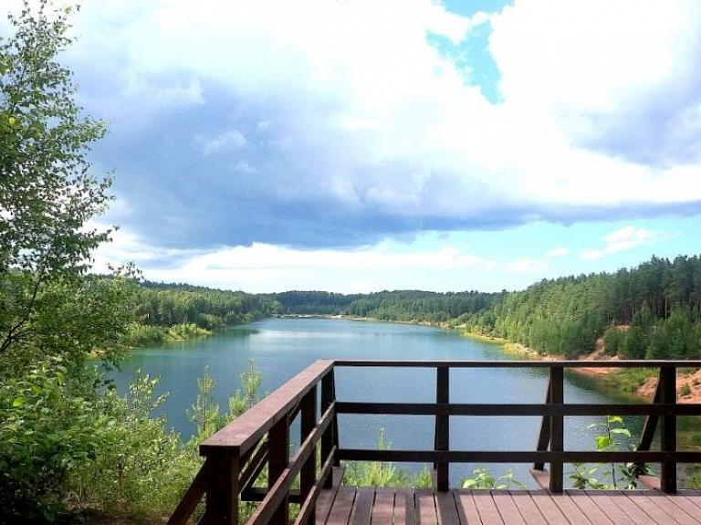 Aktīvā atpūta netālu no Rīgas – dabas parks Ogres zilie kalni