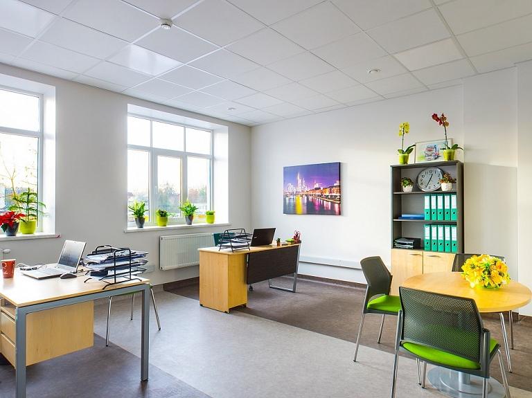 SABiLex — biroja telpas, telpu noma
