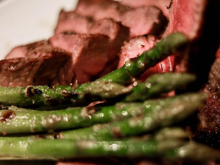 Lielopu gaļas steiks gardēžiem