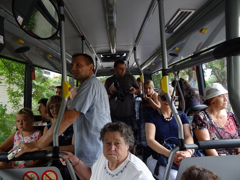 """Plānotas izmaiņasSIA """"Balvu autotransports""""pasažieru pārvadājumu tarifos"""