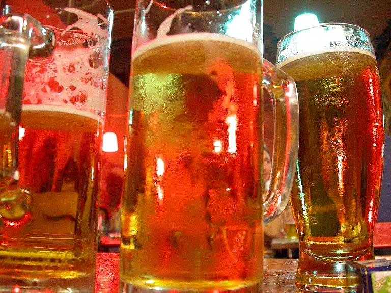 Alus ražošana Latvijā divos mēnešos samazinājusies par 11,52%