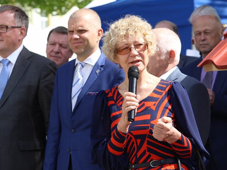 Latvijas konsulāta vadītāja Pleskavā Irēna Putniņa