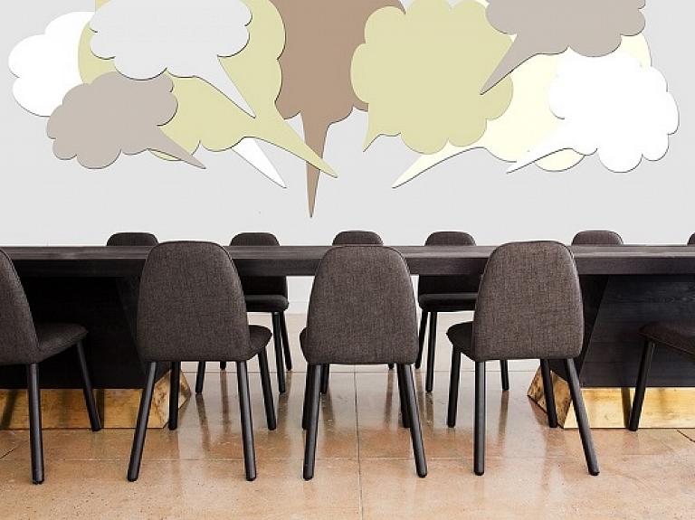 Konferenču telpu noma – piemērota vide produktīvām sanāksmēm