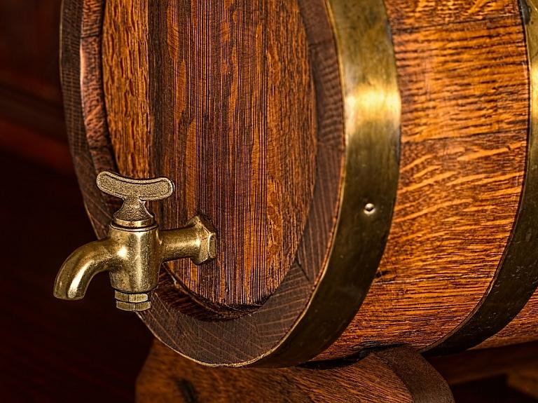 Alus ražošana Latvijā pērn samazinājusies par 13,66%
