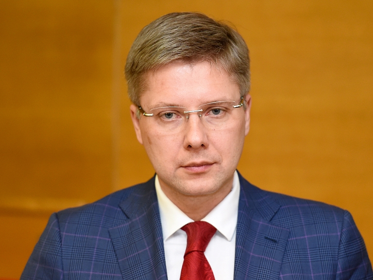 Ušakovs: Rīga tikai šogad ir atgriezusies pie pirmskrīzes budžeta ieņēmumu līmeņa