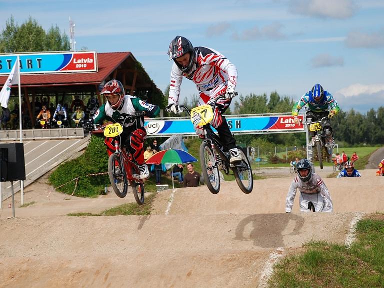 "Sporta un atpūtas komplekss ""Avoti"" - BMX velotrase"