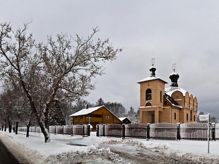 Valkas Vissvētās Dievmātes Ibērijas ikonas pareizticīgo baznīca