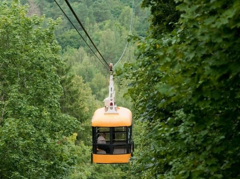 Siguldas Gaisa trošu ceļš (vagoniņš)