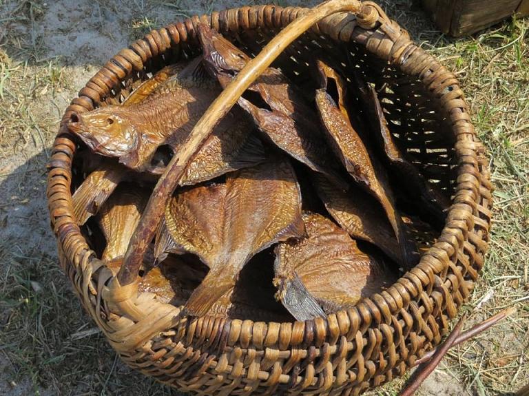 """Zvejnieku sēta """"Dieniņas"""""""