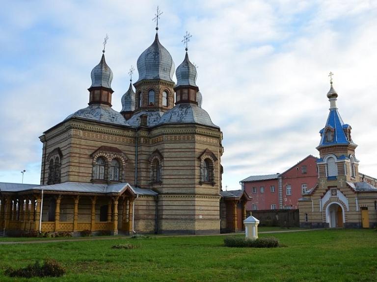 Sv. Gara un Sv. Nikolaja baznīcas un vīriešu klosteris