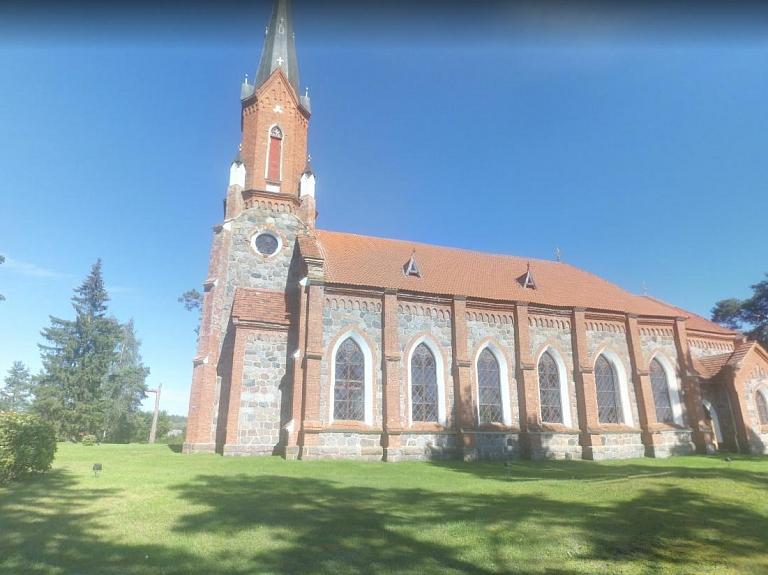 Velēnas evaņģēliski luteriskābaznīca