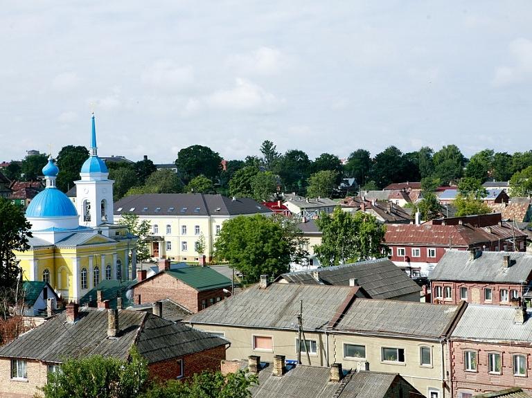 Ludzas pilsētas vēsturiskais centrs