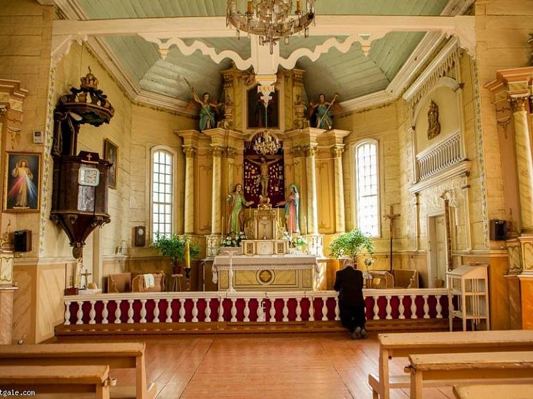 Malnavas Rožukroņa Dievmātes Romas katoļu baznīcas