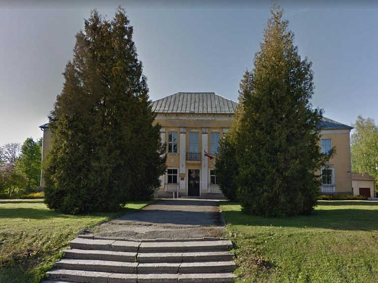 Ērgļu pagasta vēsturiskais centrs