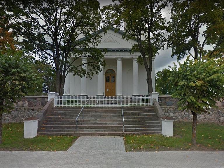 Romas katoļu draudzes baznīca