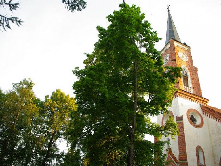 Lubānas luterāņu baznīca