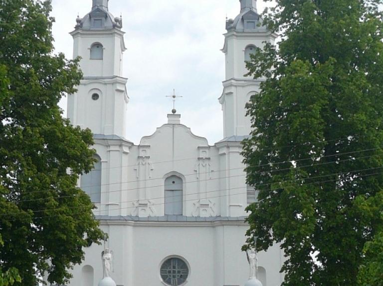 Viļānu Sv. Erceņģeļa Miķeļa Romas katoļu baznīca un Viļānu Sv. Alberta klosteris