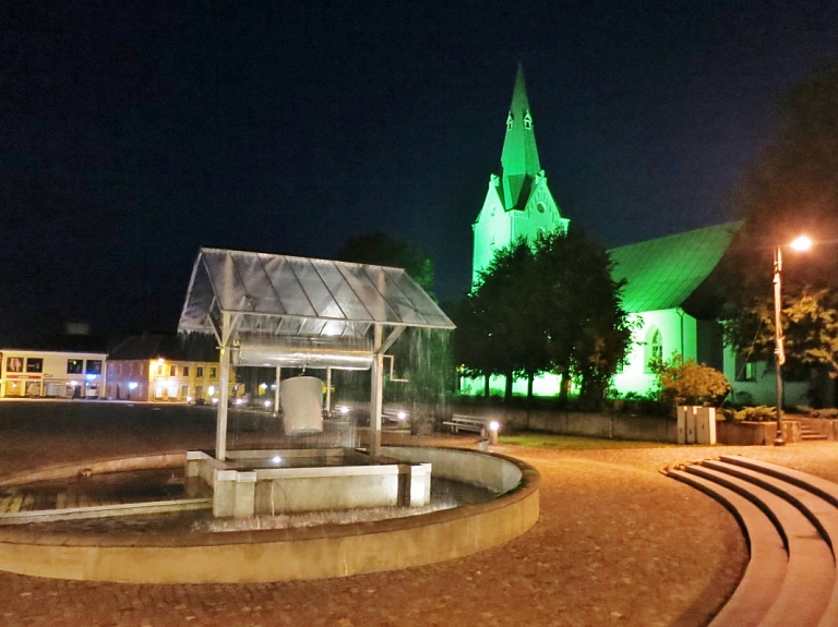 Dobeles pilsētas vēsturiskais centrs