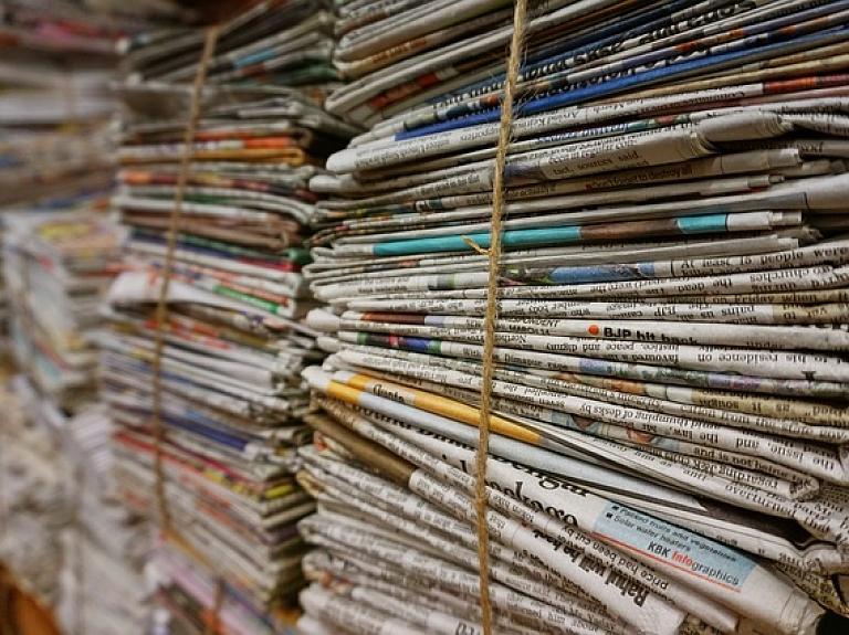 """Izdevniecības """"Žurnāls Santa"""" apgrozījums pērn samazinājās par 3,2%"""