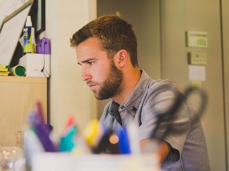 8 padomi, kā produktīvi strādāt no mājām