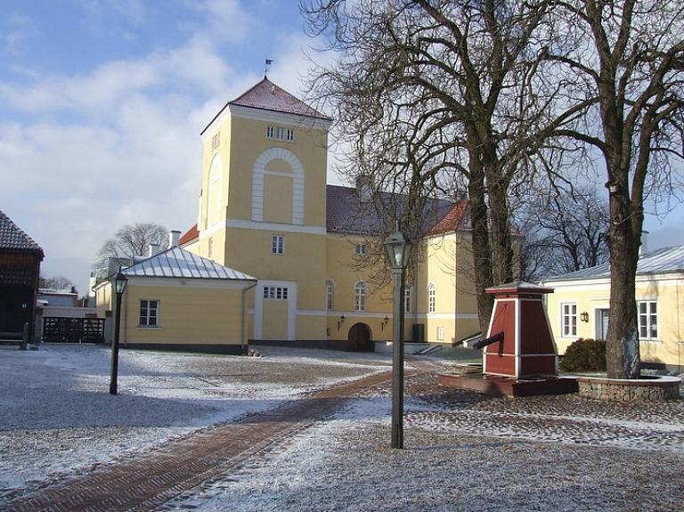 Livonijas ordeņa pils Ventspilī – viens no vecākajiem viduslaiku cietokšņiem Latvijā