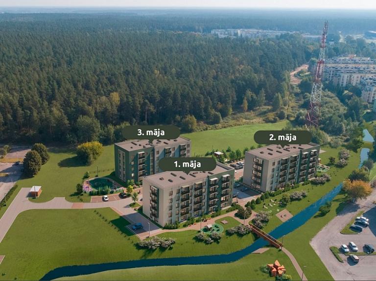Vērtīgs ieguldījums nākotnē – Merks Mežpilsēta jaunie dzīvokļi