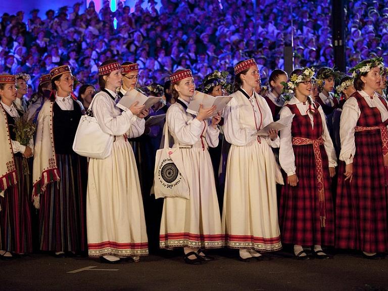 Etnogrāfiskie tautastērpi Latgalē – kādi tie bija?