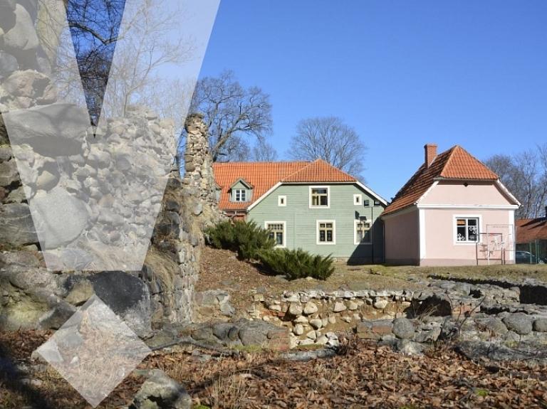 Noskaidrota senākā koka ēka Latvijā