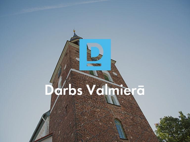 Vakances Valmierā–nepaliec bezdarbniekos!