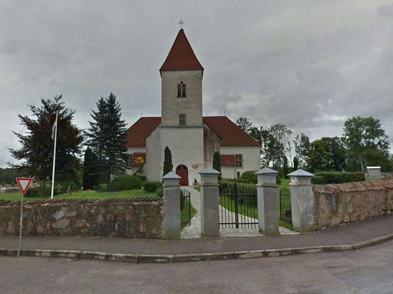 Alsungas Sv. Miķeļa Romas katoļu baznīca