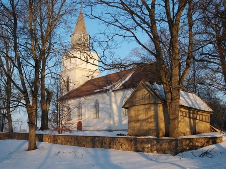 Skrundas Evaņģēliski luteriskā baznīca
