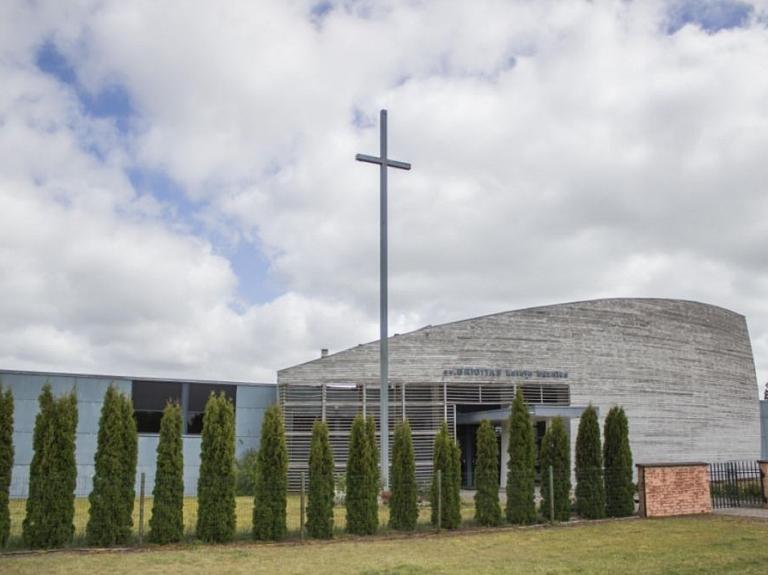 Sv. Brigitas katoļu baznīca Grobiņā