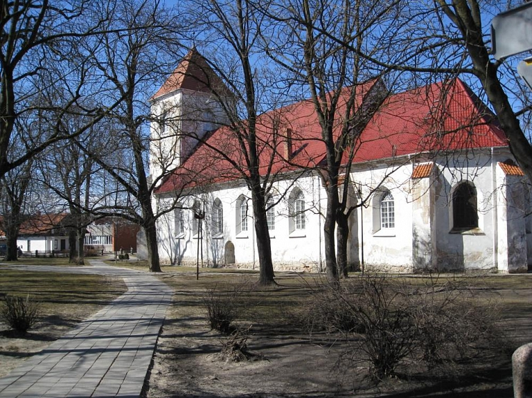 Bauskas Sv. Gara luterāņu baznīca