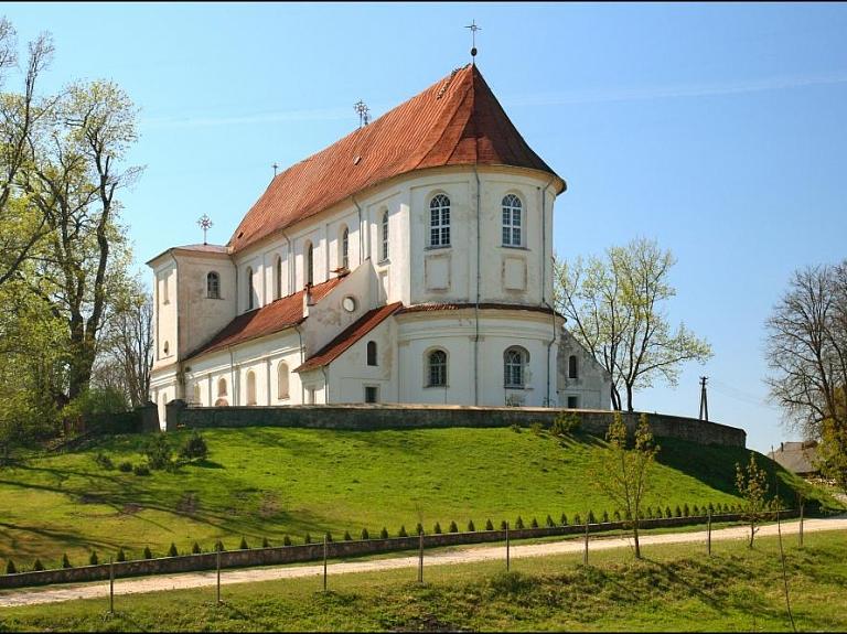 Skaistkalnes katoļu baznīca
