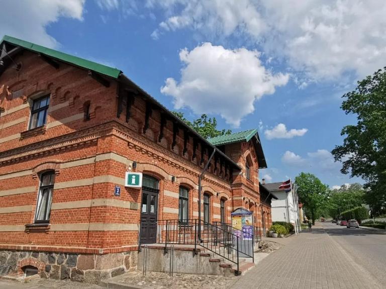 Smiltenes novada Tūrisma informācijas centrs
