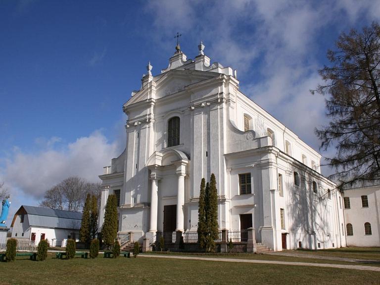 Krāslavas Sv. Ludviga Romas katoļu baznīca