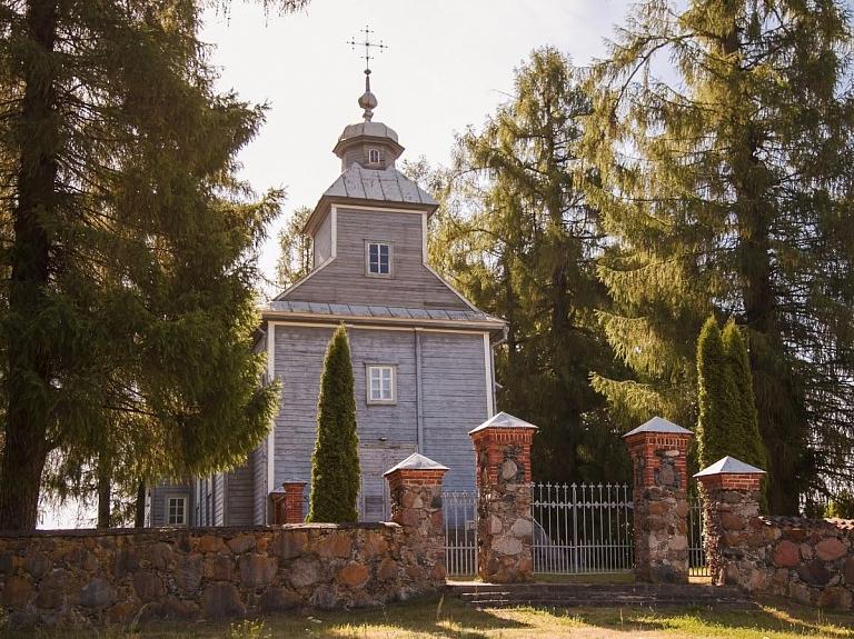Indricas Sv. Jāņa Kristītāja Romas katoļu baznīca