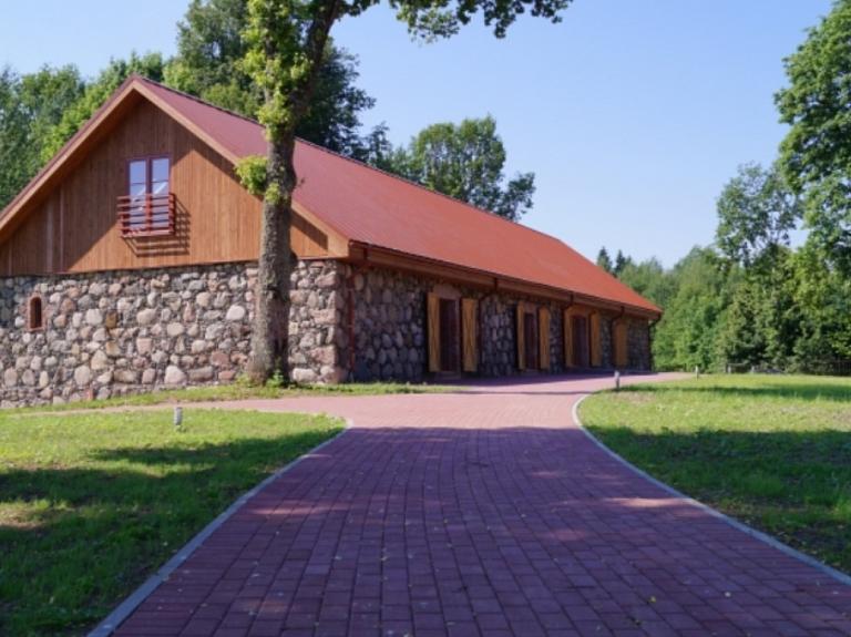 Jaundomes muižas vides izglītības centrs un ekspozīcijas zāle