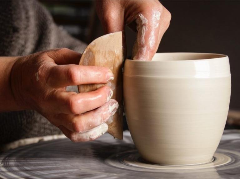 """Ingrīdas Žagatas keramikas darbnīca """"Cepļi"""""""