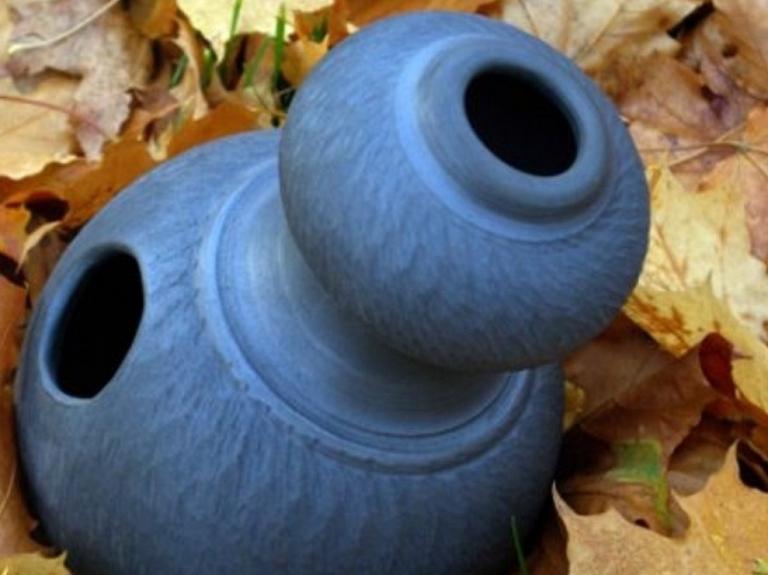 "Arņa Preisa laimes un veiksmes keramika ""ZUGU"""