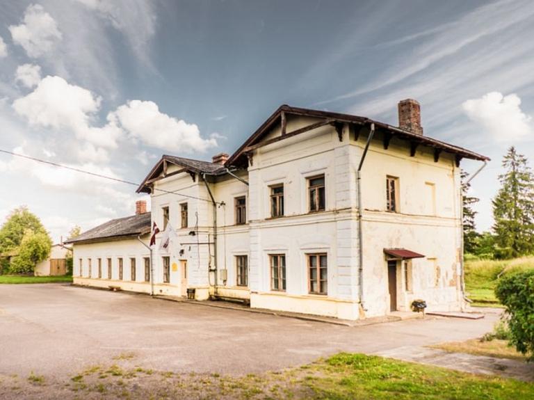 Vaiņodes stacijas ēka