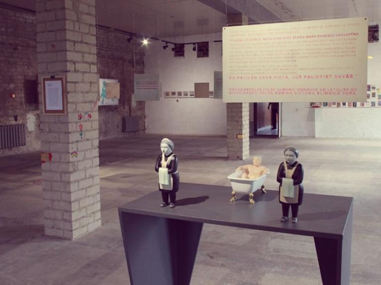 Mūsdienu mākslas galerija Līvānos